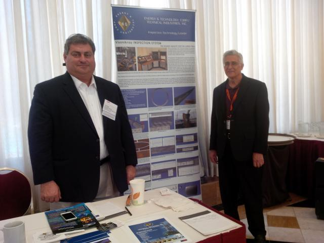 API Dallas. George M. Sfeir. C.E.O. and Don Kemper, API compliance