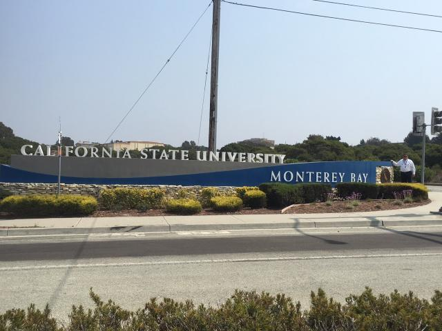 University of California Monterey Law College Interview George M Sfeir & Kaliste Saloom August 23-2018